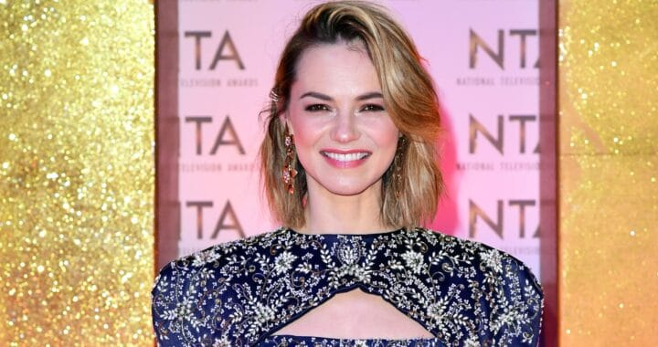 Kara Tointon: No One Really Knows What Other People Are Going Through