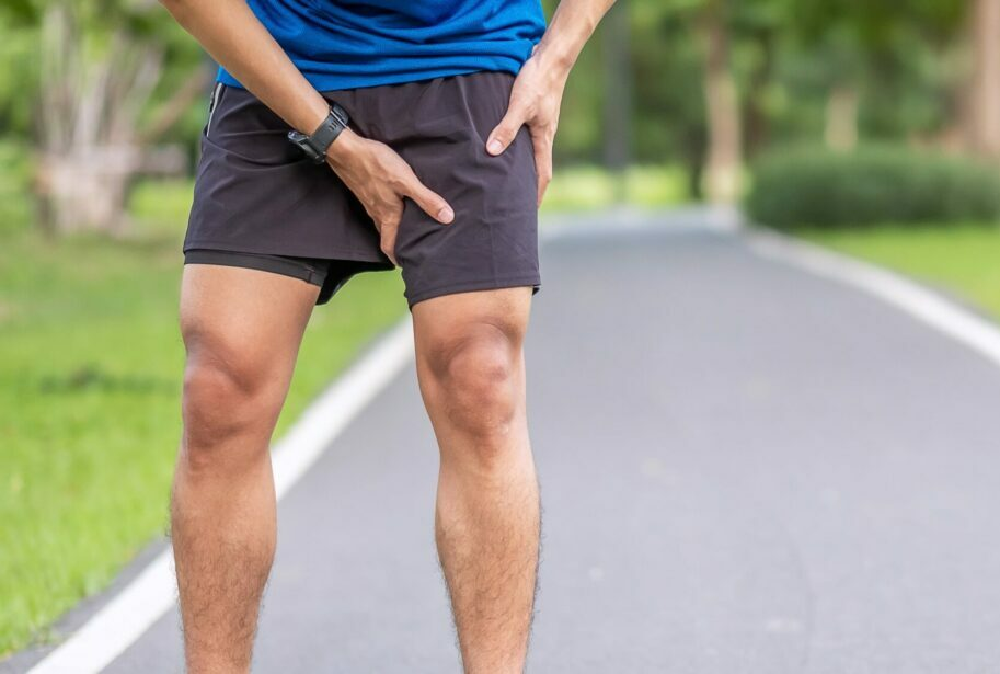 Returning To Physical Activity After Groin Pain Injury