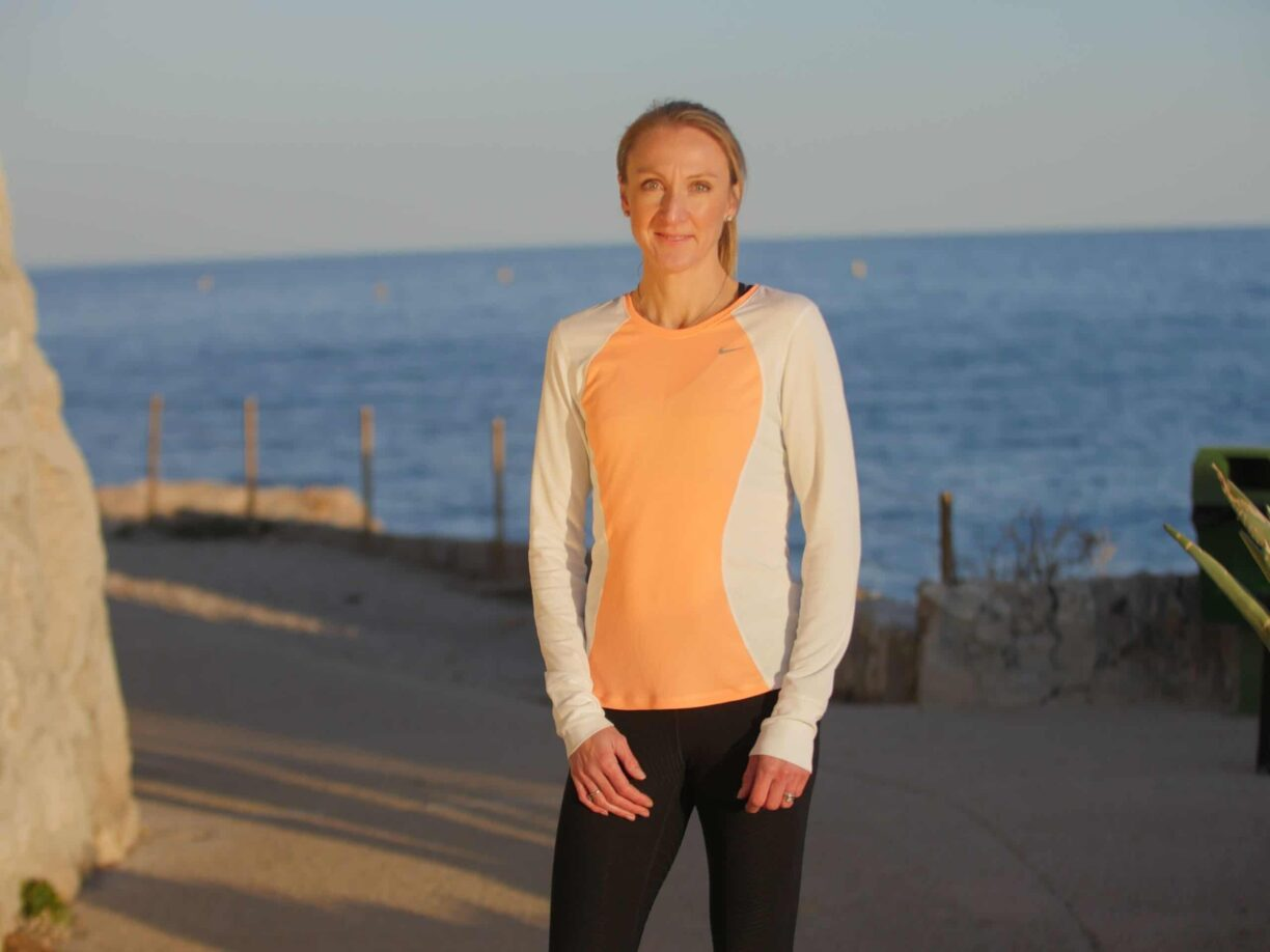 Paula Radcliffe Running Tips To Help Keep You're Regime On Track This Winter