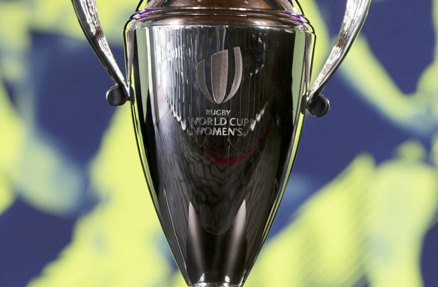 Date Set For Rugby World Cup 2021 Draw