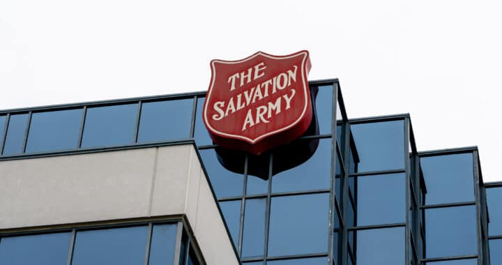 Salvation Army Goes Digital To Save Time And Reduce Workload Across Its Care Homes
