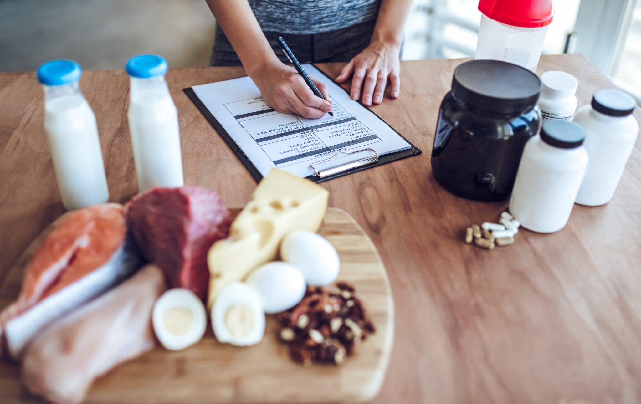 How does Nutrition in Top Level Sports help