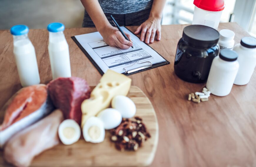 The Role of Nutrition in Top Level Sports