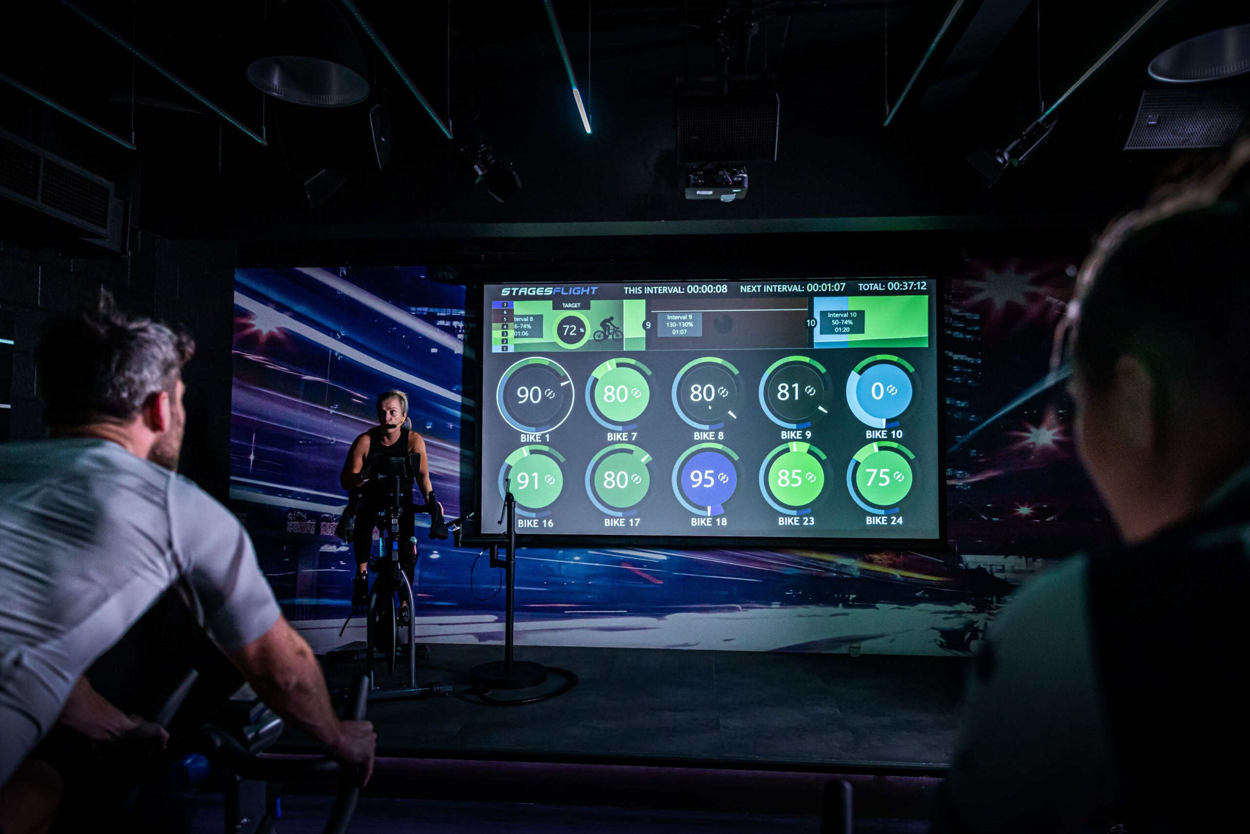 David Lloyd Clubs CYCLONE Cycling Class Launches This Autumn