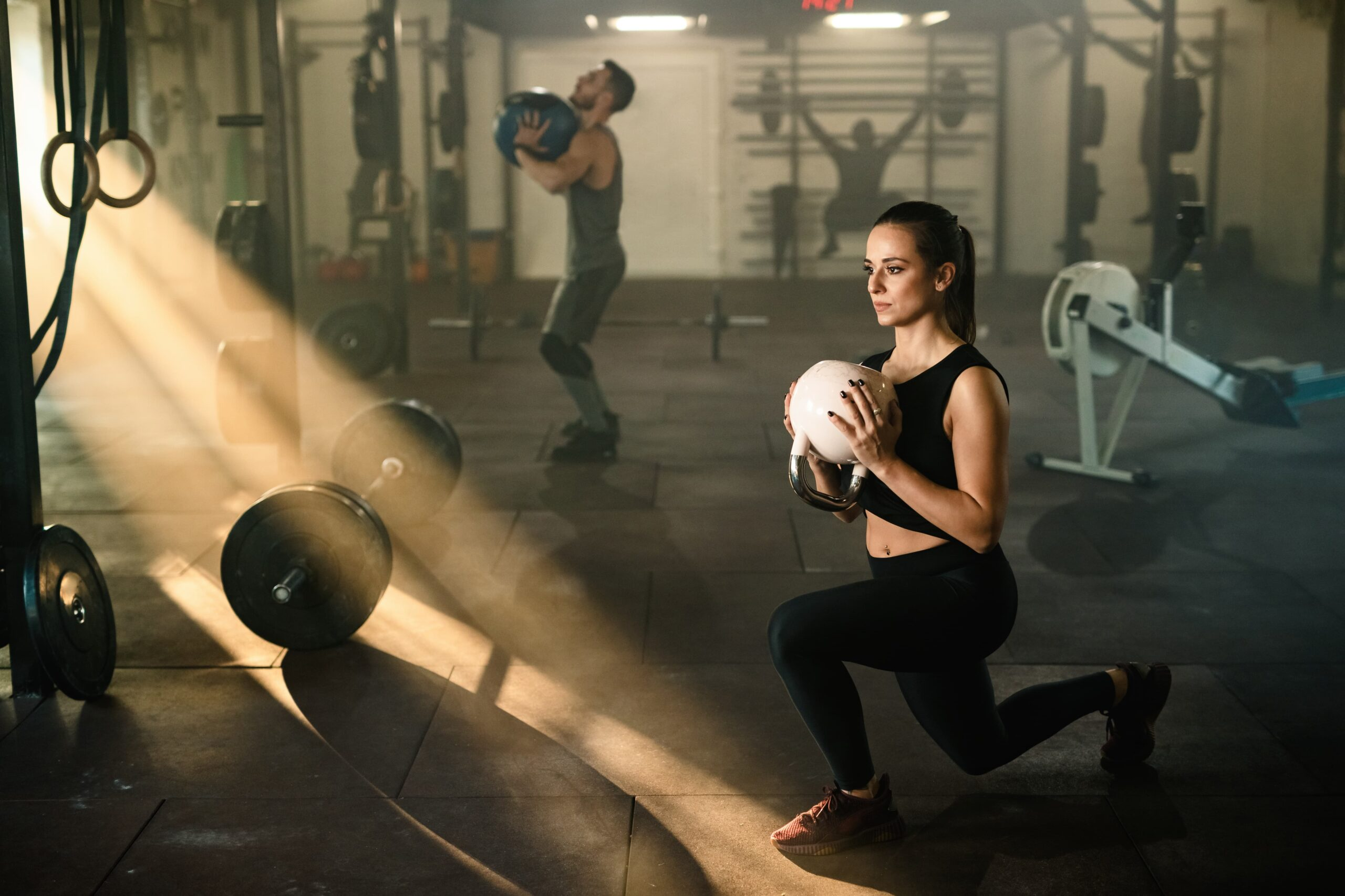 Three Amazing Health Benefits Of Circuit Training You Didn't Know