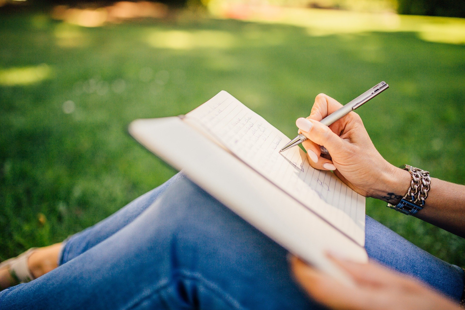 Writing Our Life Story To Cope With Stress