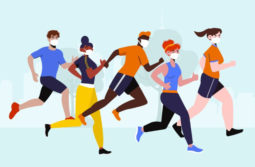 6 Virtual Sporting Events That Will Help Keep You Fit, Healthy And In Shape