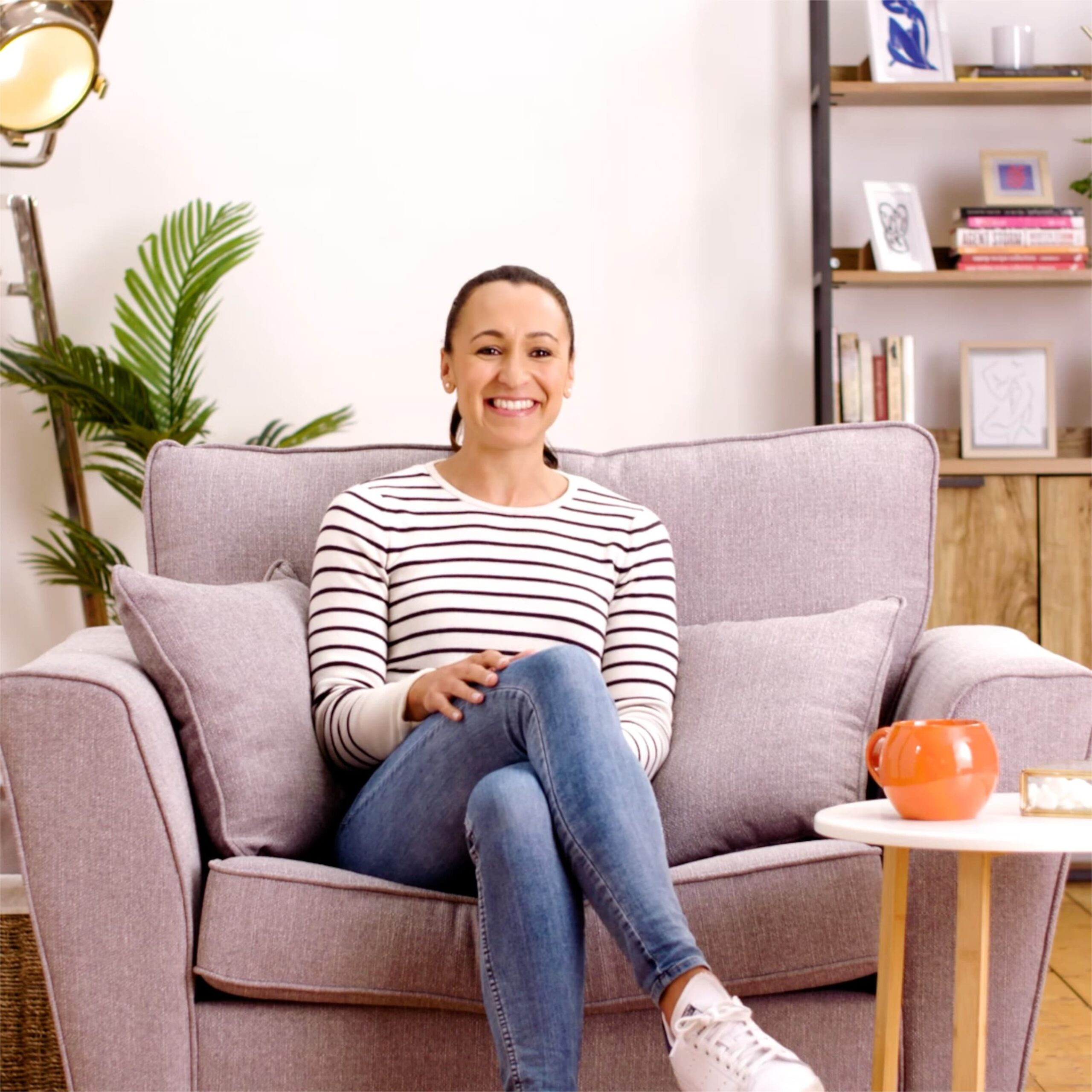 Dame Jessica Ennis-Hill interview