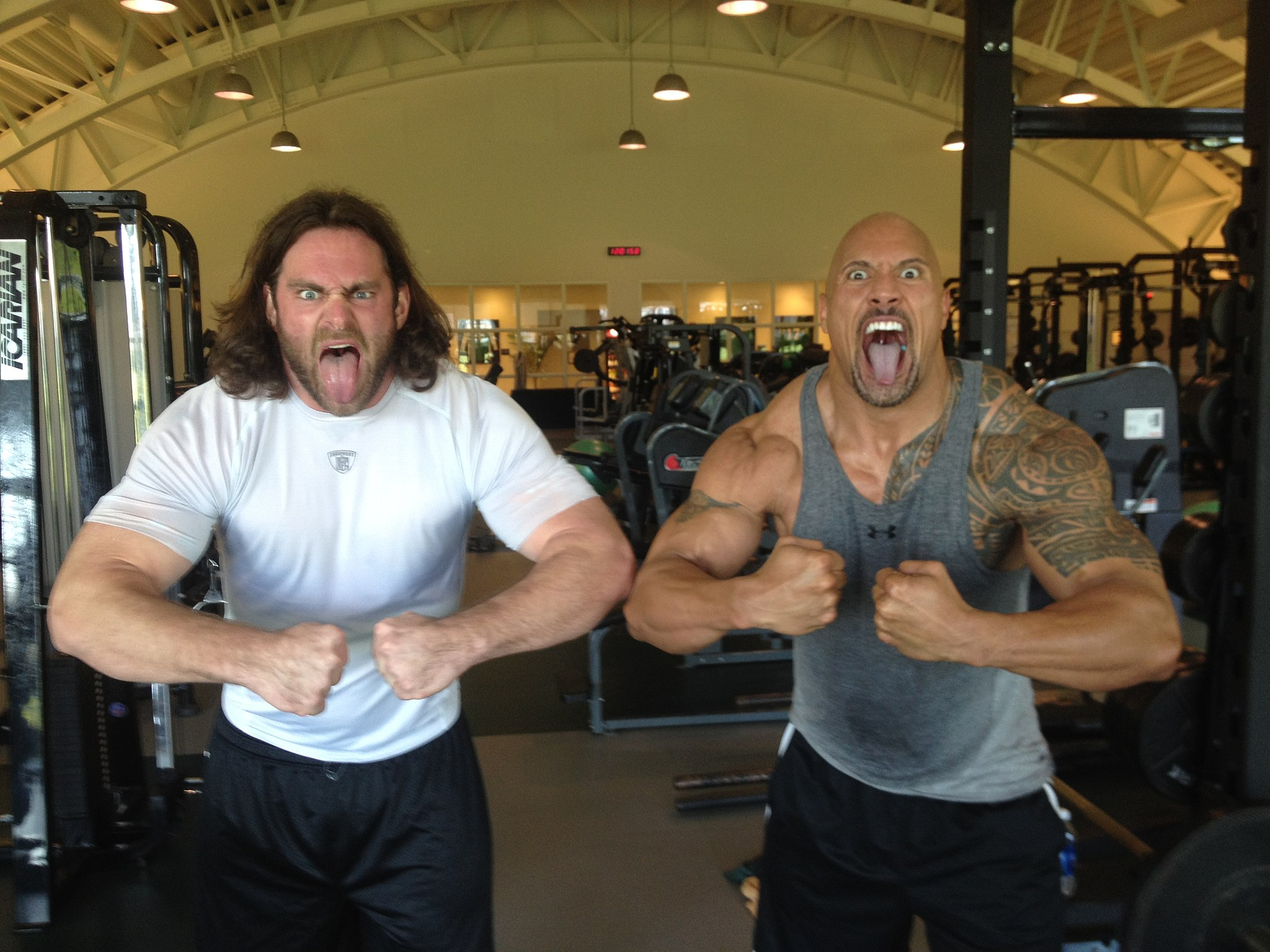 Who Are The World's Biggest Celebrity Fitness Inspirations