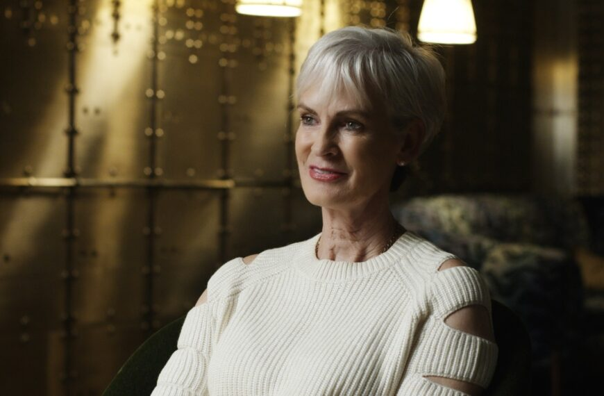 New Sky One Series Driving Force Sees Judy Murray Discover What It Takes To Become A British Female Olympian