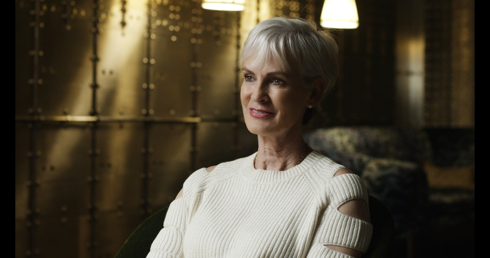 Judy Murray Driving Force