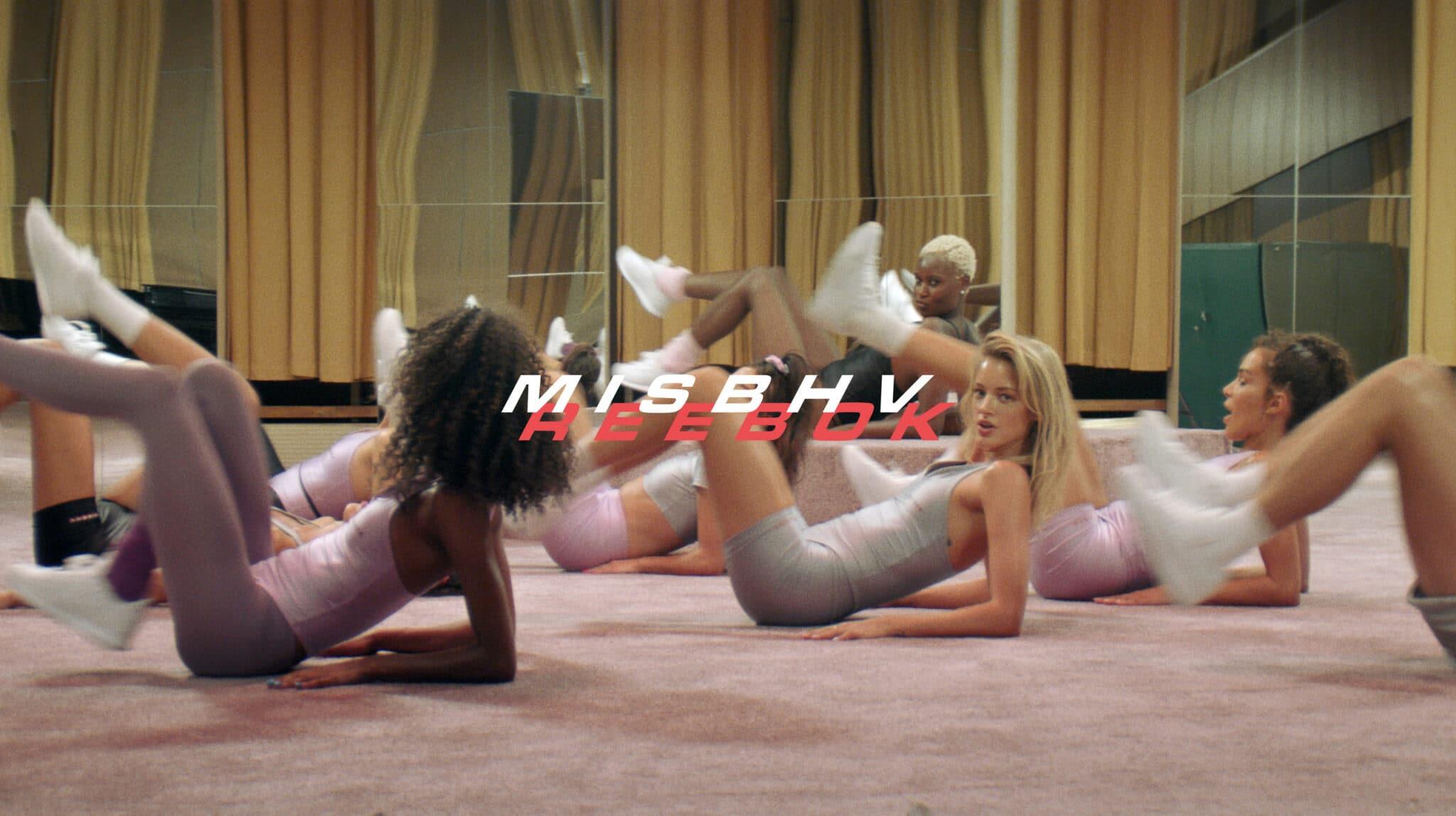 MISBHV 80s Fitness Sportswear