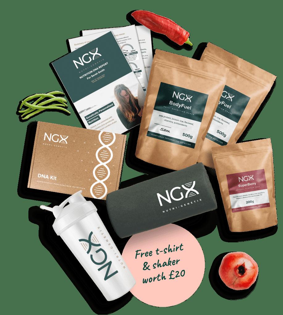 NGX DNA Supplement Kit