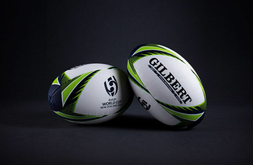 Official Gilbert Rugby World Cup 2021 Match Ball Design Unveiled