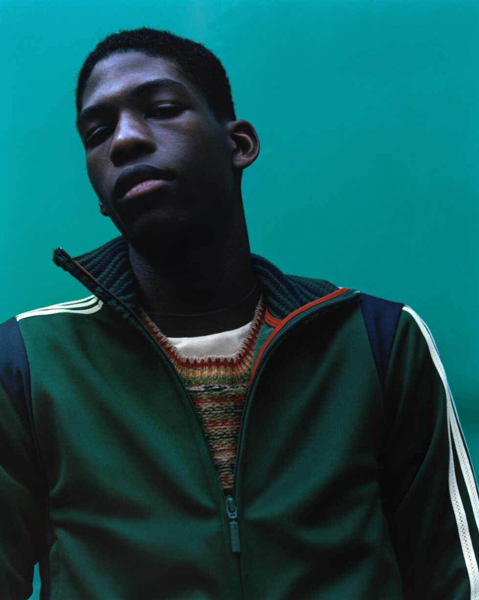 Wales Bonner Captures Her Own Jamaican Heritage In First Collaborative Collection With Adidas1
