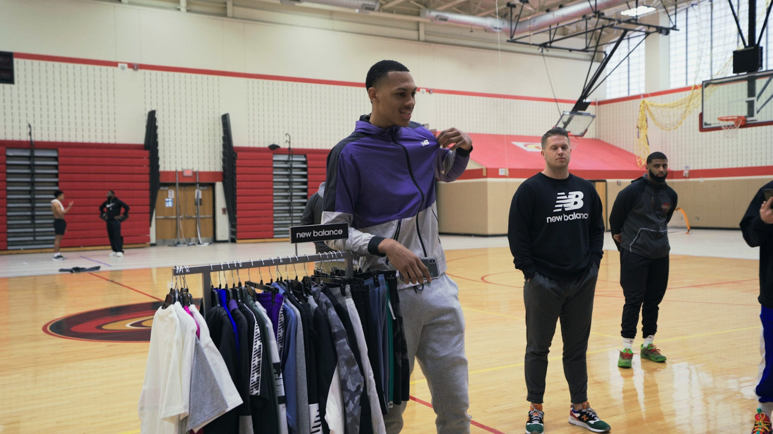 When does the Darius Bazley Basketball Documentary 'gap Year' air?