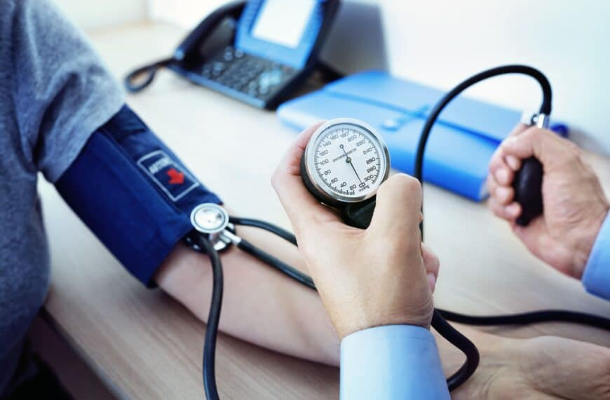 7 Health Benefits Of Lowering Your Blood Pressure And How To Do It