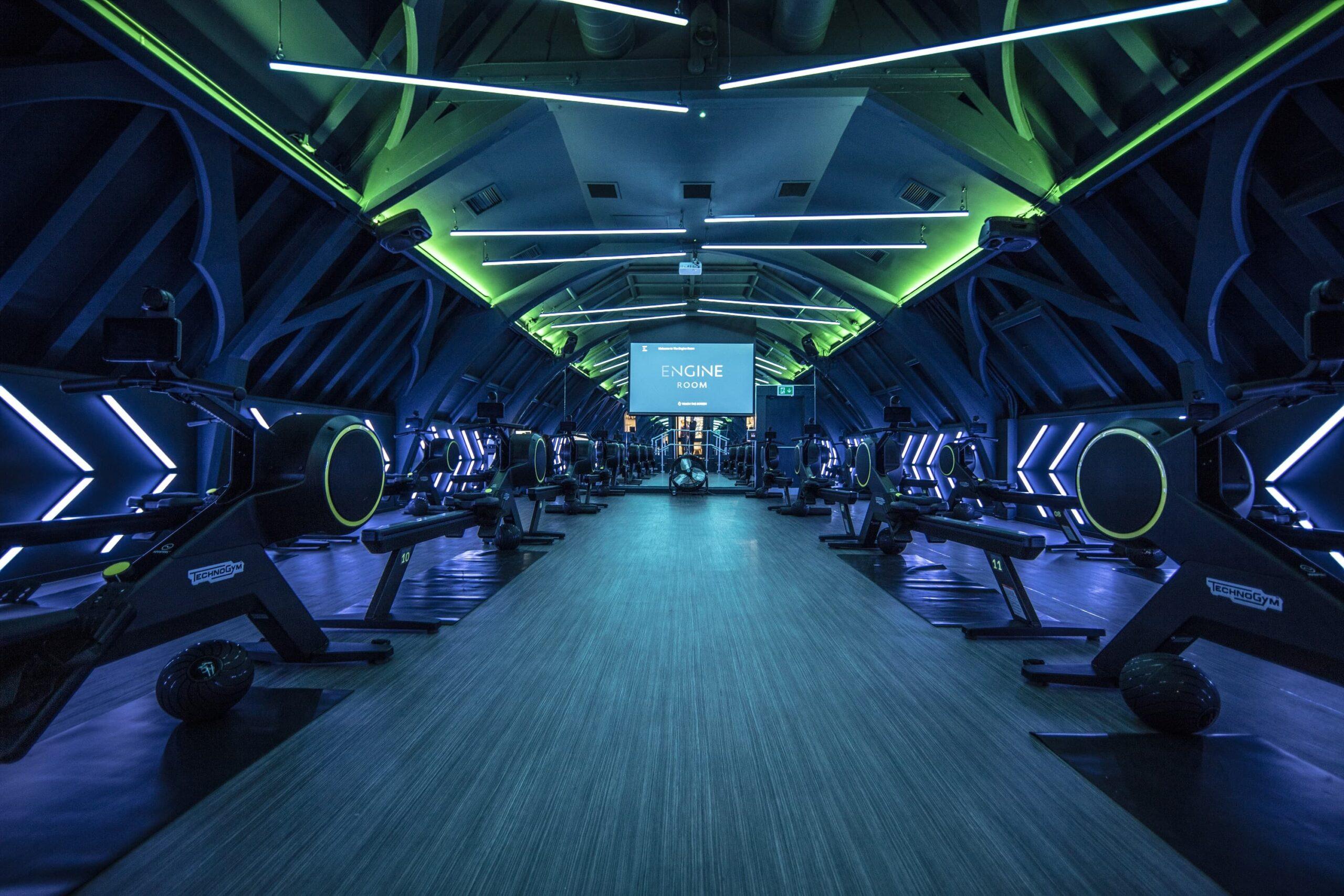 is indoor rowing good for cardio