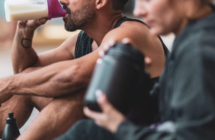 Study Says Protein Shakes Might Not Be The Best Choice For Exercise Recovery