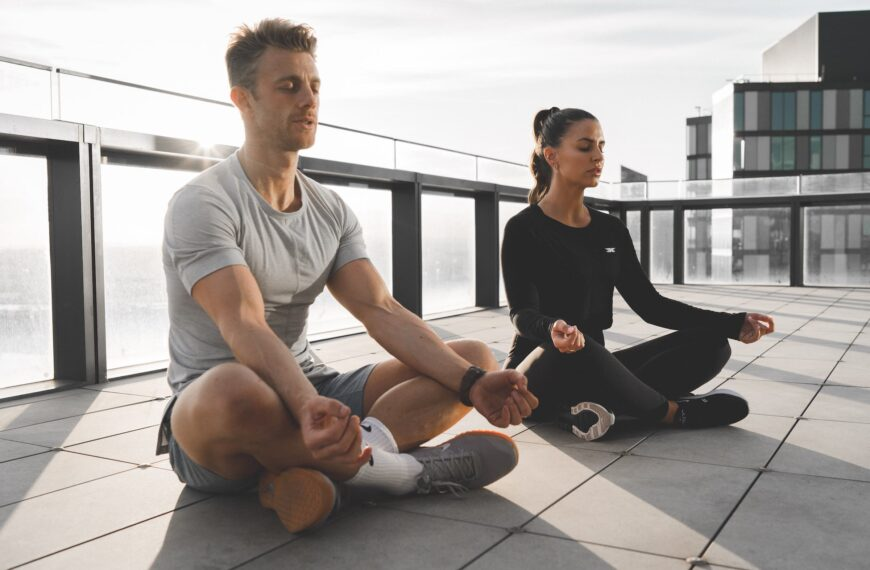 The Yin And Yang Of Fitness