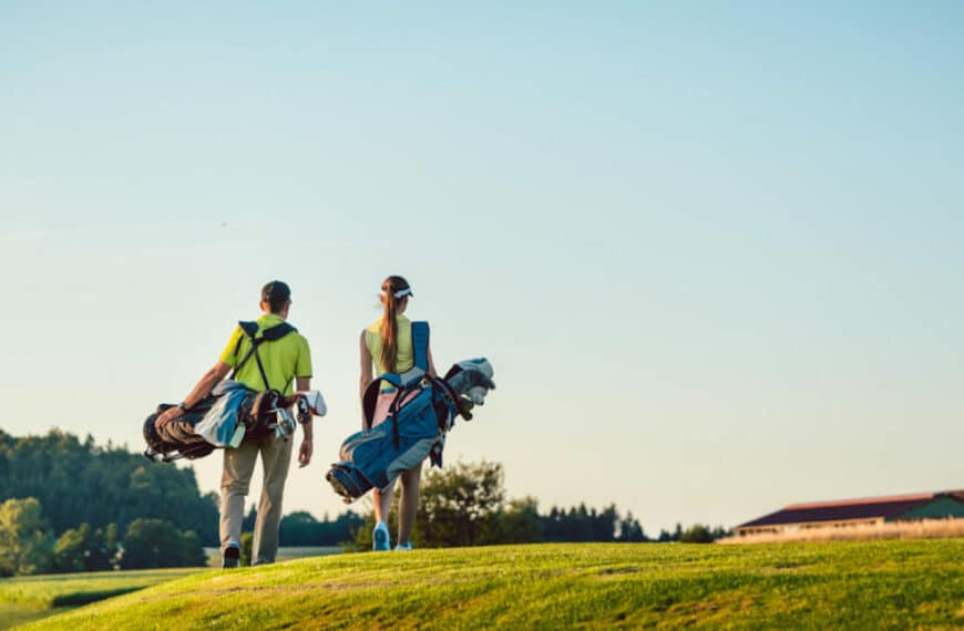 Why a Day On The Green is Healthier Than You Realise