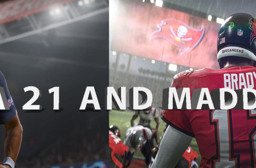 Madden NFL 21 and FIFA 21 Available December 4 on Next Generation Consoles