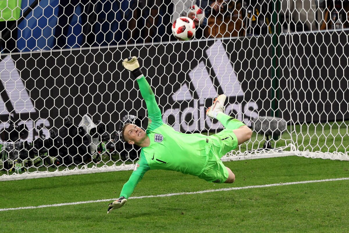 Why Being A Goalkeeper Is Actually One Of The Best Workouts Out There