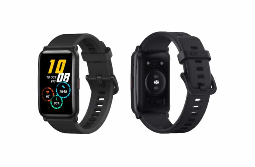 Inexpensive Fitness Trackers: The Honor ES Watch Reviewed