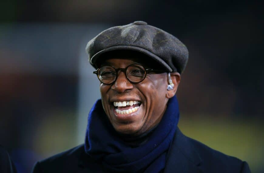 'Why Wouldn't You Seek Help?' – Ian Wright On Mental Health And The Importance Of Role Models