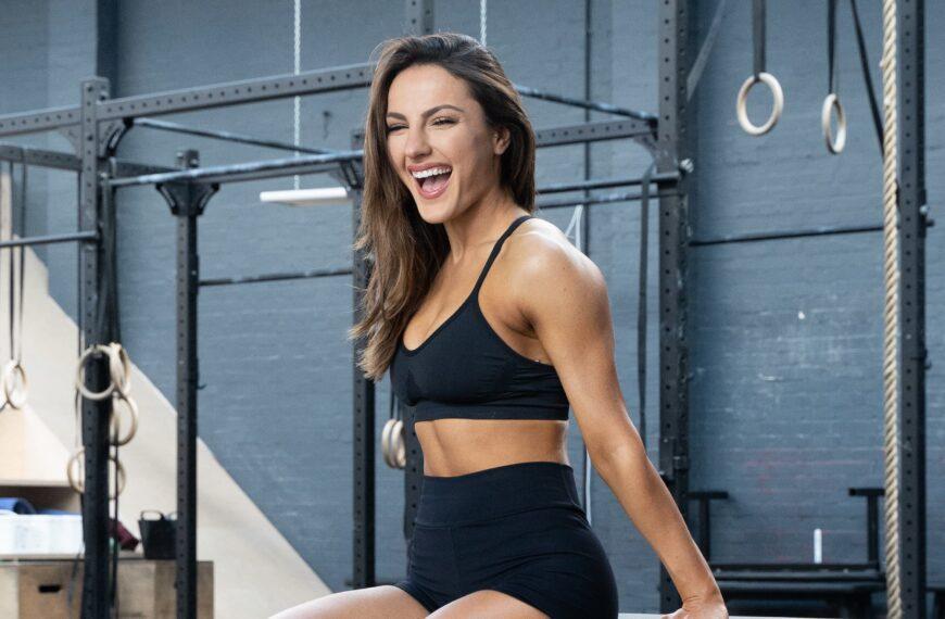 Instagram Influencer Krissy Cela: My Life In Fitness