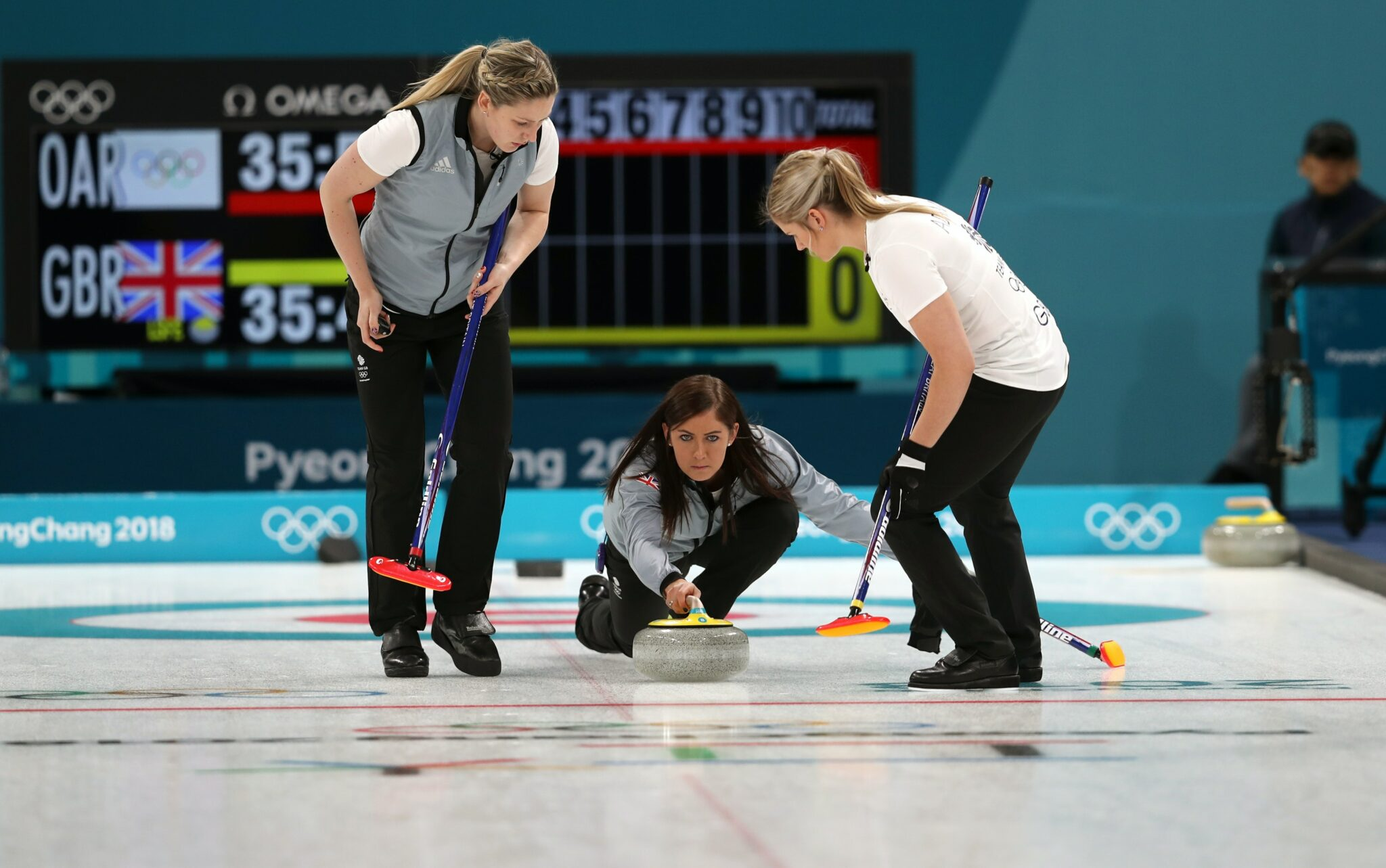 Is Curling an olympic sport?