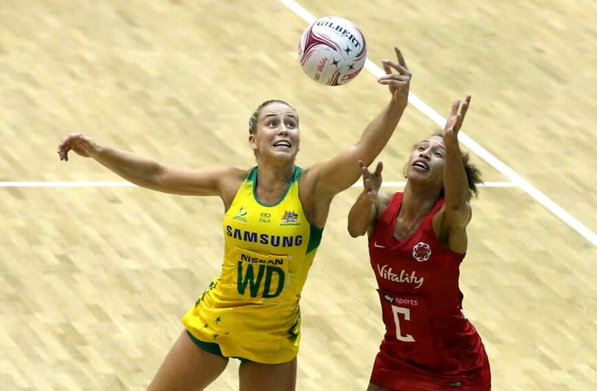 7 Things You'll Only Know If You Play Netball As An Adult