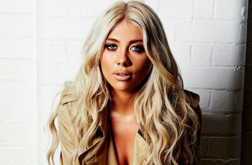 Love Island's Paige Turley Tells Us How She Copes With Stress
