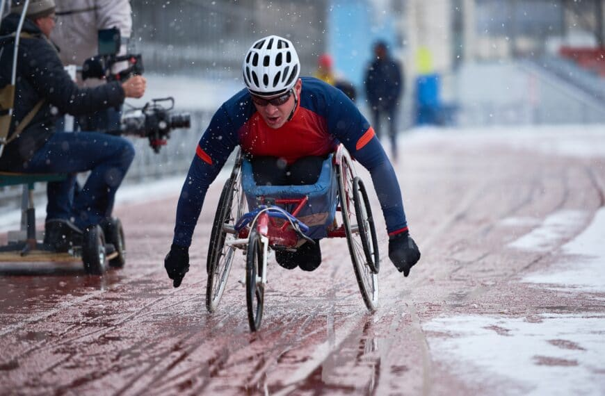 Build Your Resilience Like A Para-Athlete