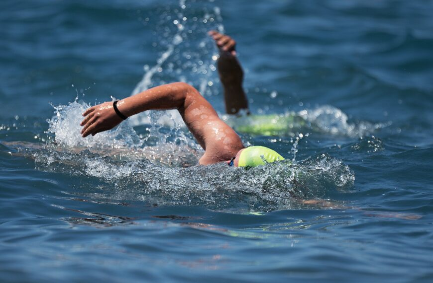 Swim, Cycle, Run: What I Learned From Doing My First Triathlon