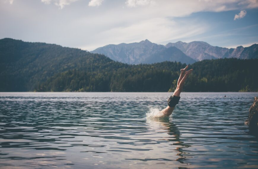 The Mental And Physical Benefits Of Wild Swimming