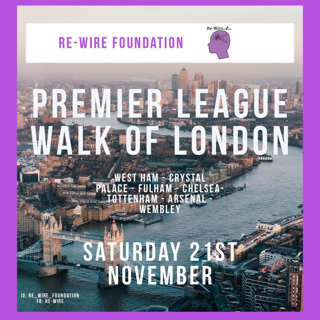premier league walk of london