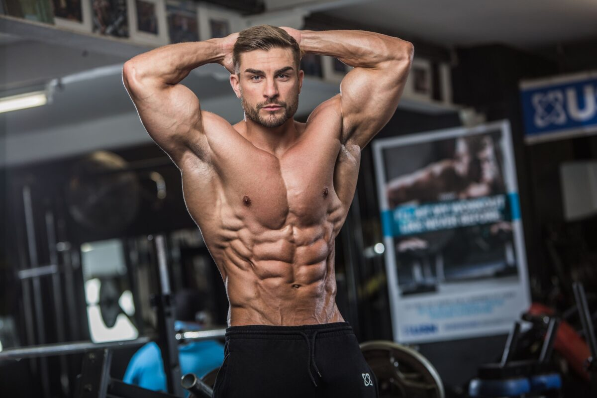 How I Went From A Plumber To A Professional Bodybuilding Champion With 1 Million Instagram Followers