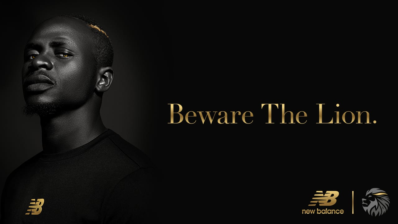 Sadio Mane Beware The Lion Campaign