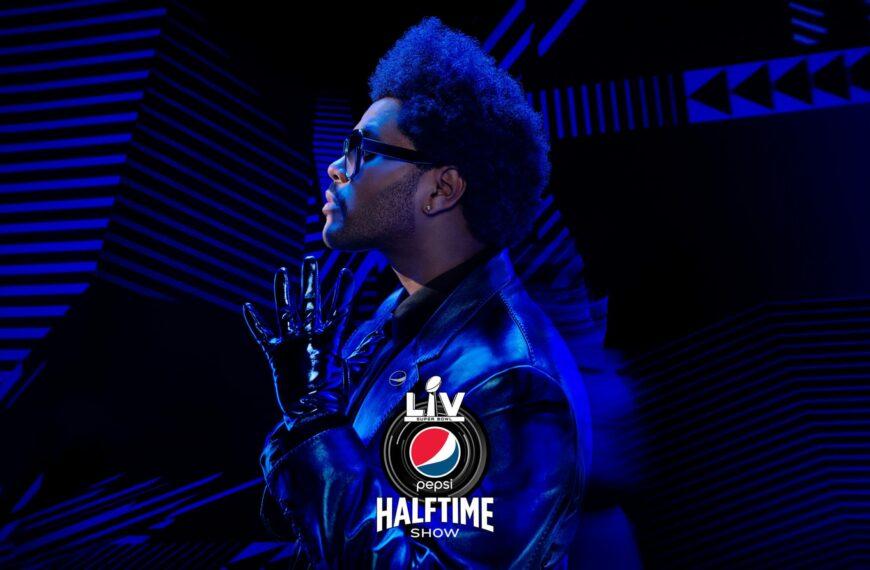 International Phenom The Weeknd to Headline Pepsi Super Bowl LV Halftime Show