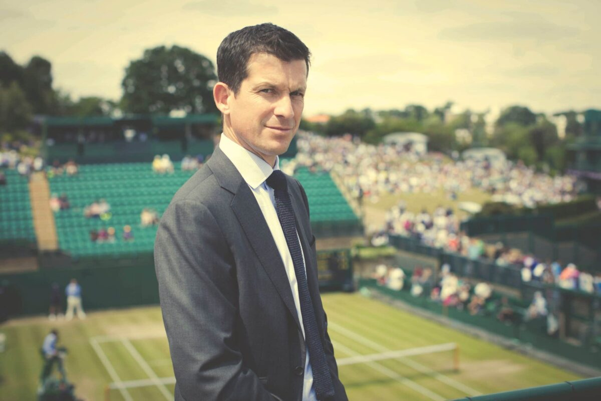 Tim Henman Discusses The Impact Of Covid-19 On Tennis