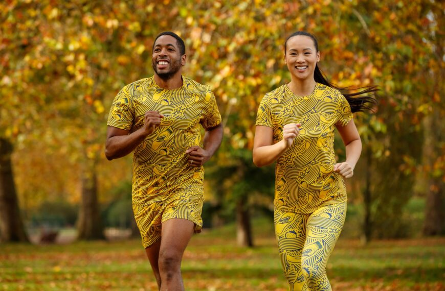 Weetabix Launch Striking Limited Edition Recyclable Sportswear Using 100% Recycled Bottles