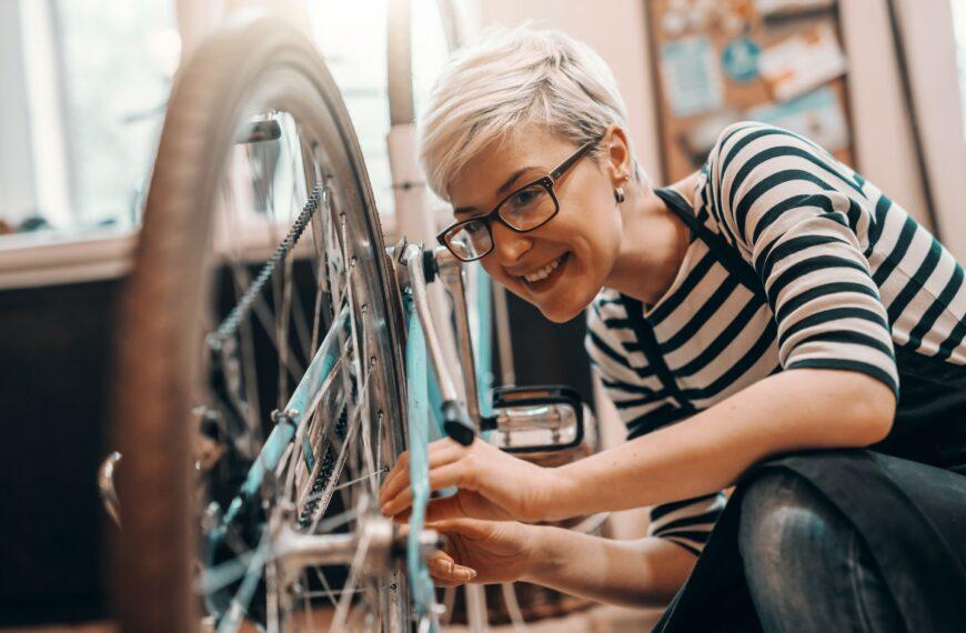 Bike Maintenance Tips For Beginner Cyclists
