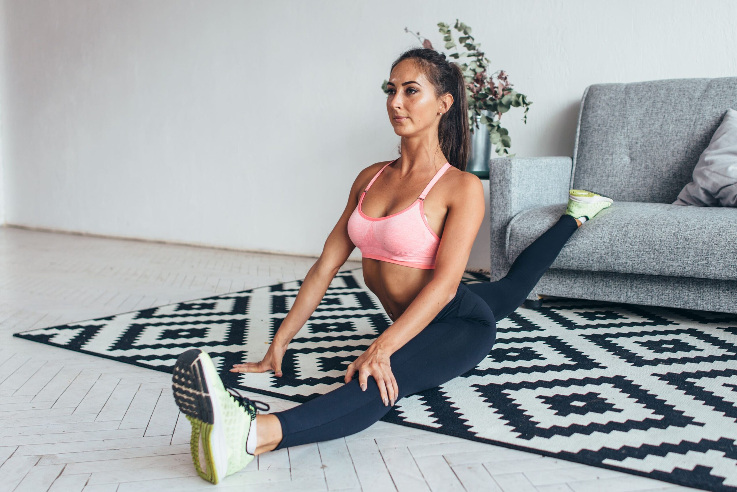 Home Fitness Exercises To Help You Stay In Shape