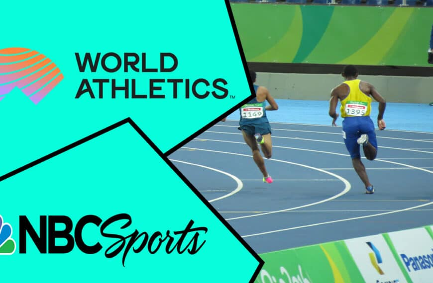 World Athletics Signs New US Media Rights Deal With NBC Sports
