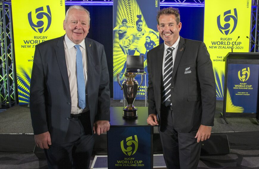 Rugby World Cup 2021 Draw To Be Confirmed In Auckland Next Week
