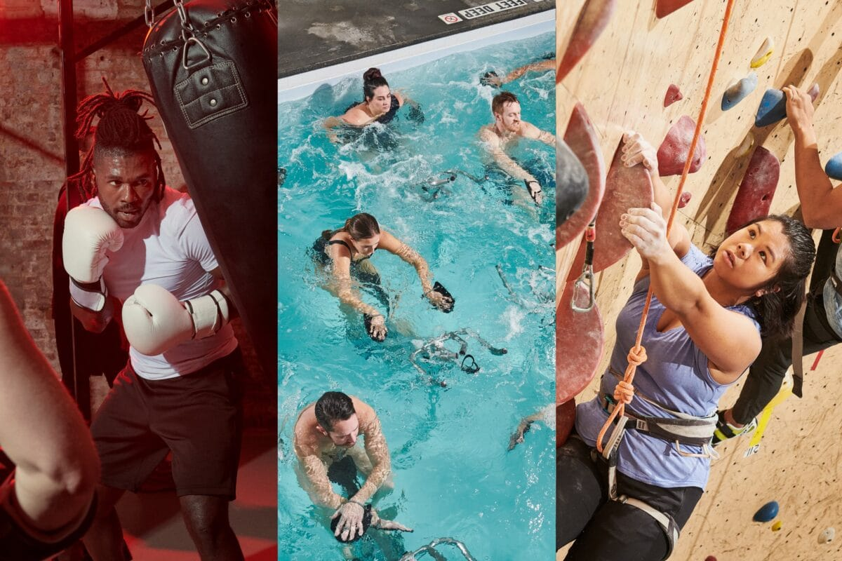 The UK Top Workouts Of 2020
