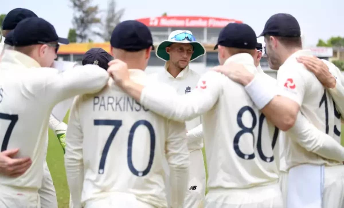 Squad For England Men's Test Tour Of Sri Lanka