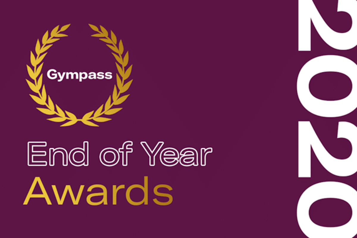 Gympass Launches 2020 End Of Year Awards