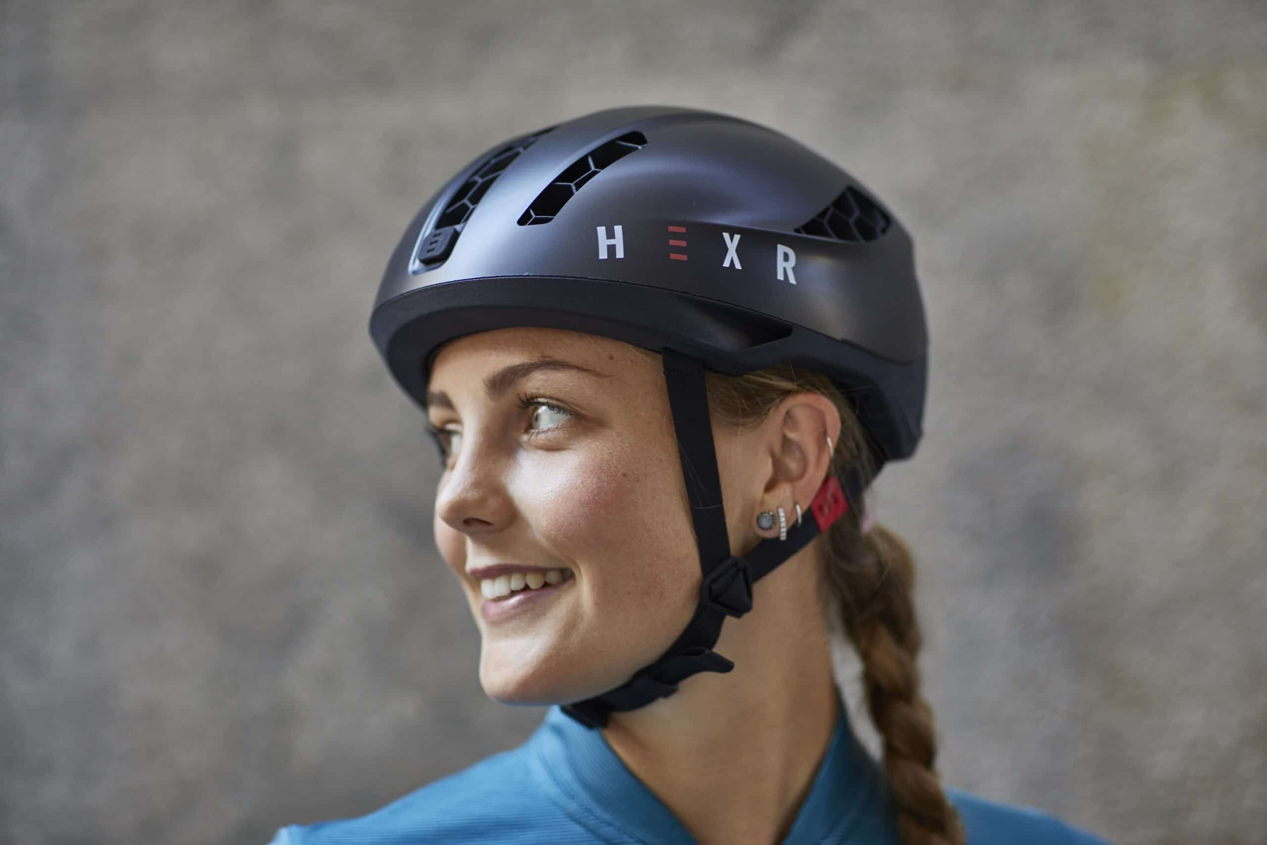 Get Fitted For A Bespoke Cycling Helmet From The Comfort Of Your Own Home With HEXR